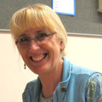 Photo: Susan Campbell, Head Teacher, Infant Room